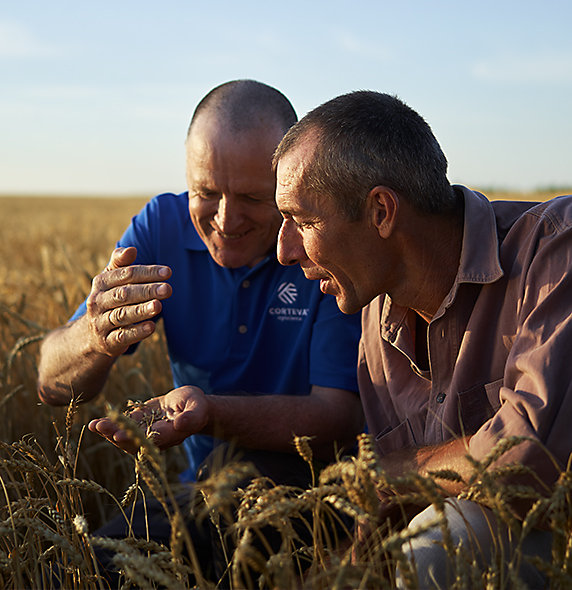 Corteva_Rep_and_Farmer_in_Wheat_Field