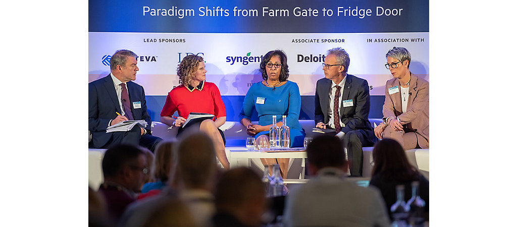 Henri Moore VP Corteva_Sustainable food panel_Financial Times Global Food Systems