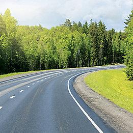 Open Roadway