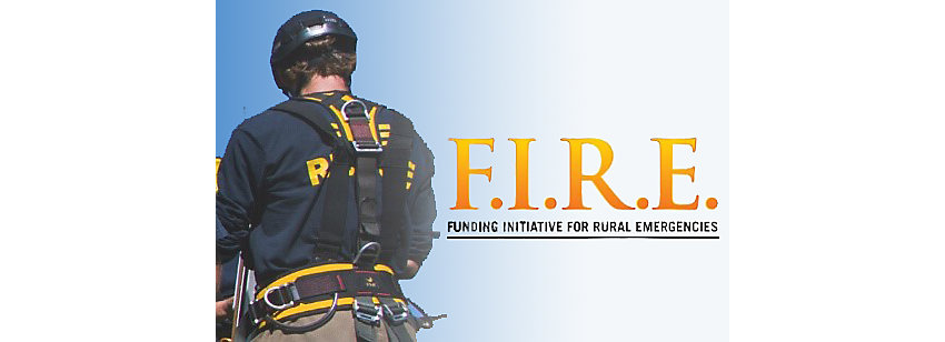 F.I.R.E. Funding Initiative for Rural Emergencies