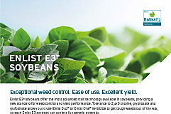enlist e3 soybeans
