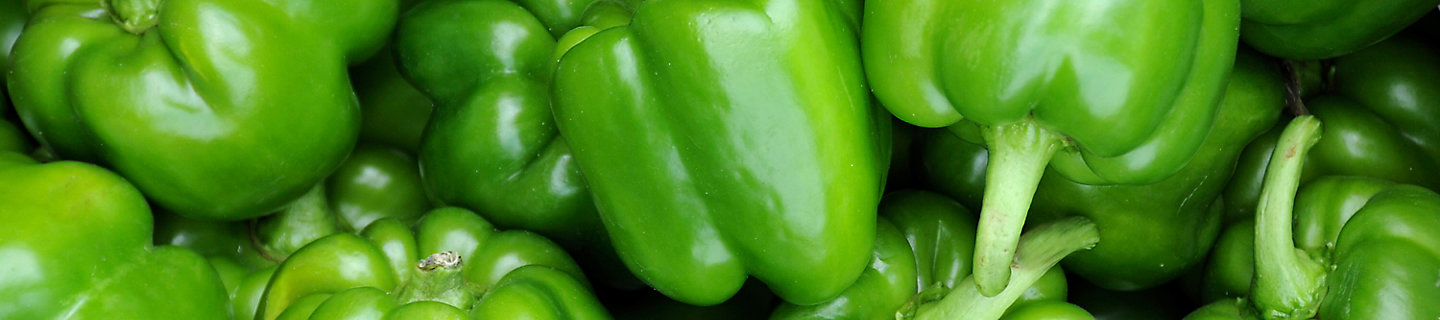 Image of green peppers