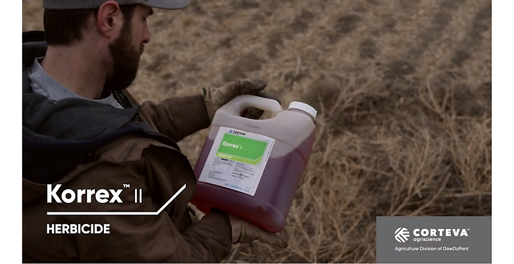Korrex™ II Herbicide