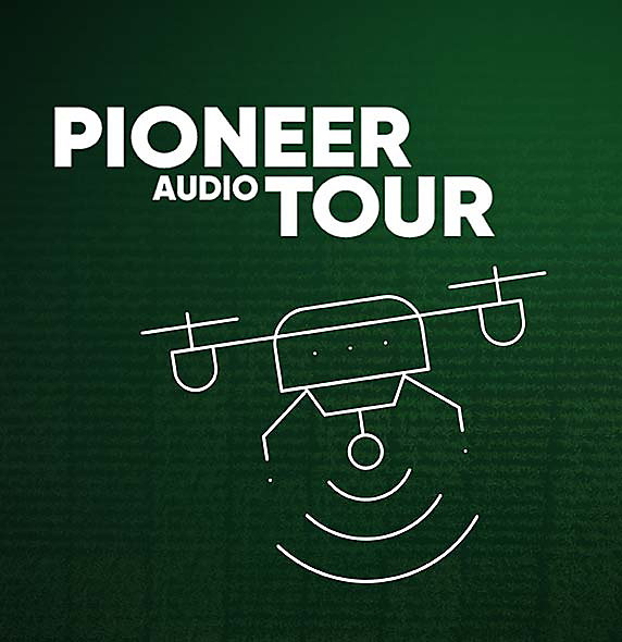 Pioneer Audio Tour - Drone Fleets