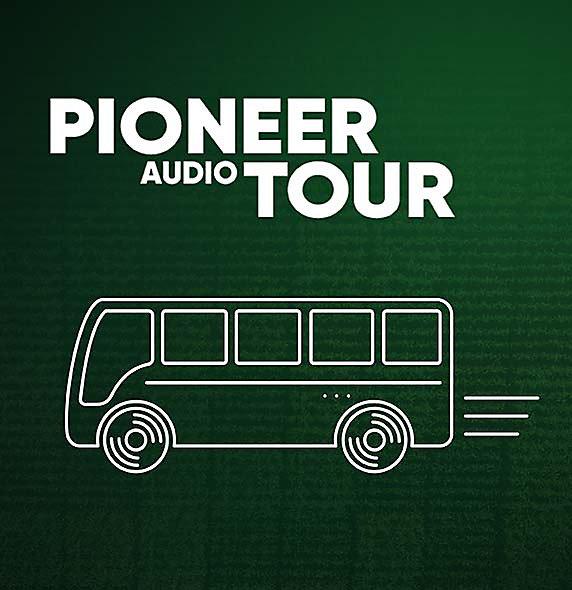 Pioneer Audio Tour - Johnston Campus stop