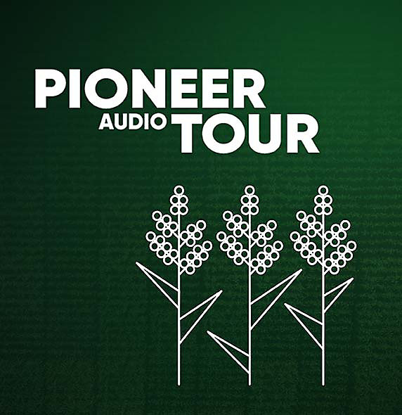 Pioneer Audio Tour - Sorghum Testing Plot