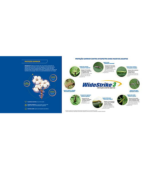 Widestrike Image with Pests