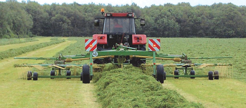 11CFT - specjalista do kiszonek z traw i GPS