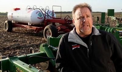 Video about Steve Kean's use of N-Serve® nitrogen stabilizer