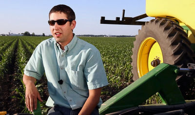 Video about Lance Unger and Unger Farms' use of N-Serve® nitrogen stabilizer