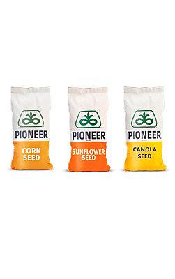 Мешки семян Пионер