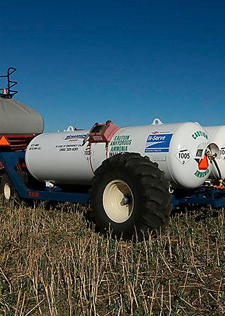 Nitrogen stabilizers equipment