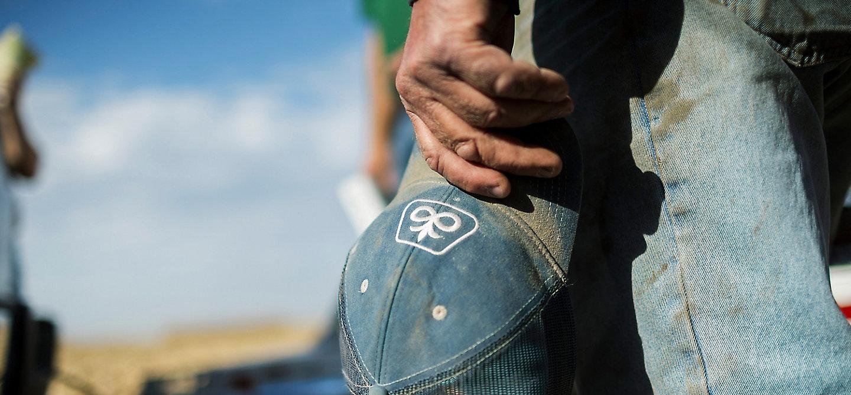 Pioneer hat