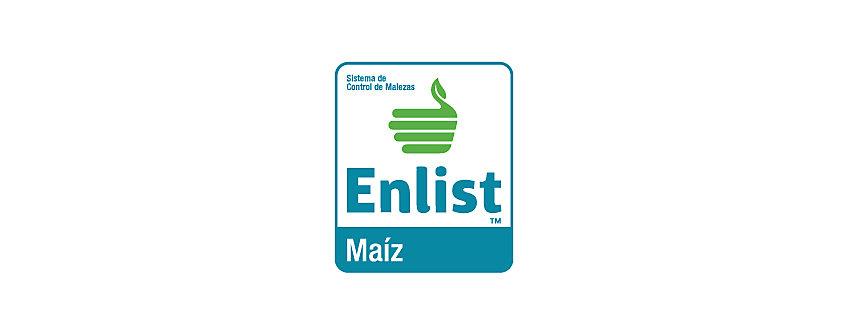 Logo Enlist Maiz