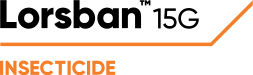 Lorsban 15G Insecticide Logo
