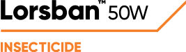 Lorsban 50W Insecticide Logo
