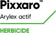 Pixxaro Arylex Active Herbicide Logo