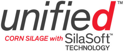 Unified corn silage with SilaSoft technology logo