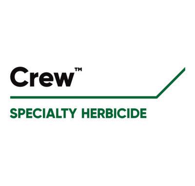 Crew™ specialty herbicide logo