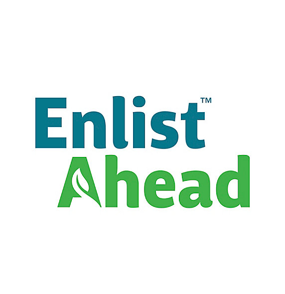 Enlist™ Ahead logo