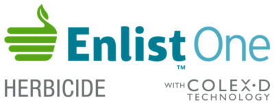 Enlist™ One herbicide with Colex-D Technology