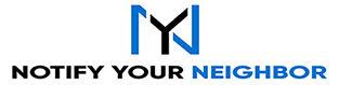 Notify Your Neighbor logo