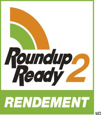Logo Roundup Ready 2 Rendement