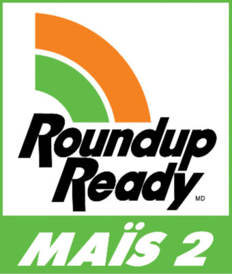 Logo Roundup Ready Maïs 2