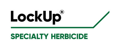 LockUp specialty herbicide product logo
