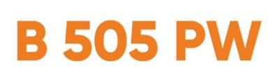 Logo del producto B 505 PW