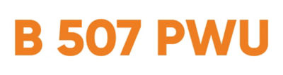 Logo del producto B 507 PWU