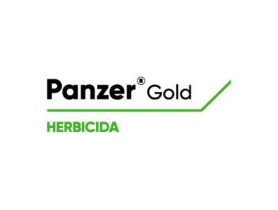 Logo de Panzer Gold