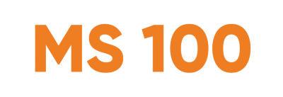 Logo del producto MS 100