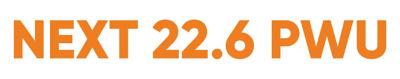 Logo del producto NEXT 22.6 PWU