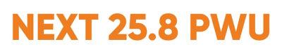 Logo del producto NEXT 25.8 PWU