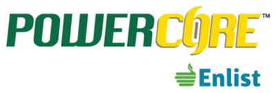 Logo Powercore Enlist