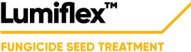 Lumiflex™ seed treatment fungicide