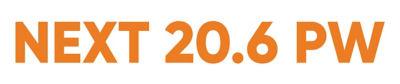 Logo del producto NEXT 20.6 PWE