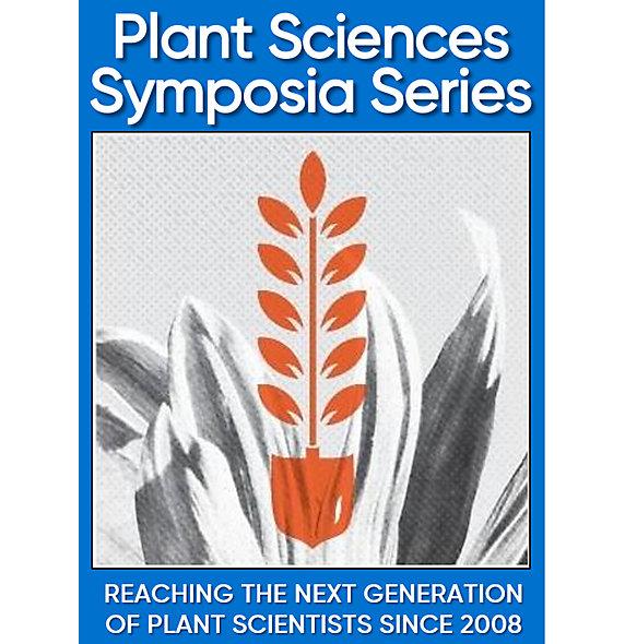 Plant Sciences Symposia Series Logo