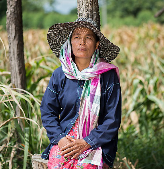 Keep Growing Feature Image, Woman in Field