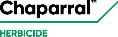 Chaparral Herbicide Logo