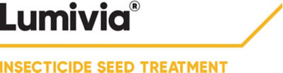 Lumivia insecticide seed treatment logo