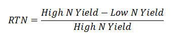 RTN formula