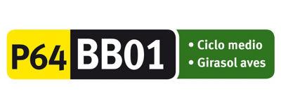 P64BB01 Logo