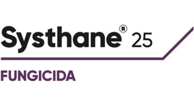 Logotipo Systhane 25
