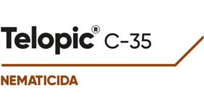 Logotipo Telopic C-35