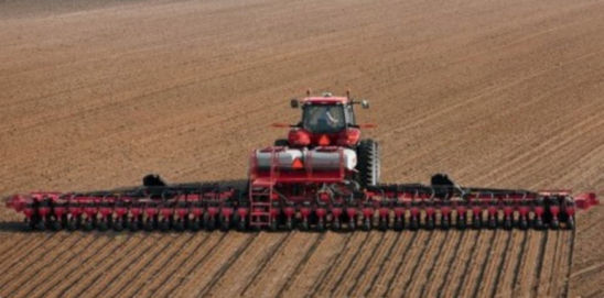Case IH Early Riser planter