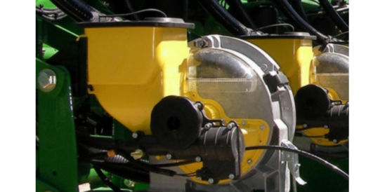 Mini-hopper on John Deere CCS Planter