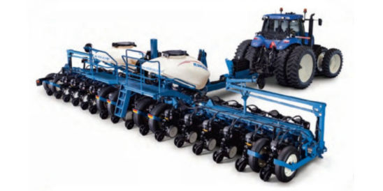 Kinze Air Seed Delivery (ASD) Planter