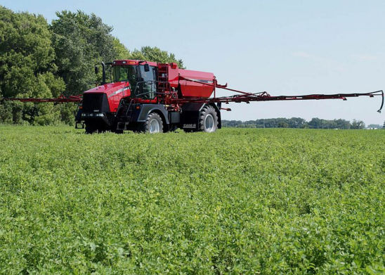 Alfalfa growers have a choice of several effective insecticides to control potato leafhopplers.